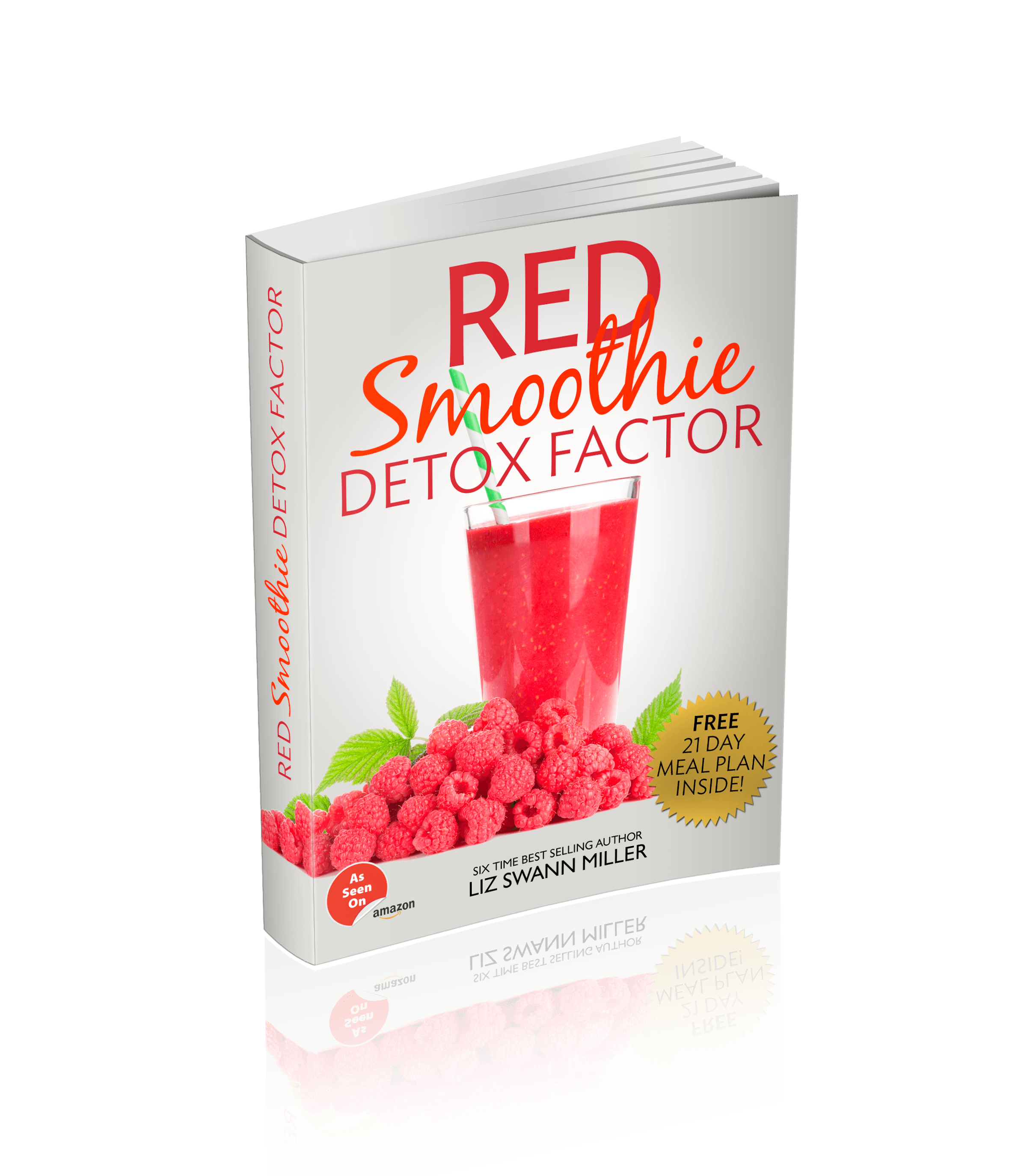 The Red Smoothie Detox Factor