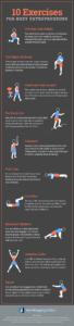 10 Exercises For Busy Entrepreneurs