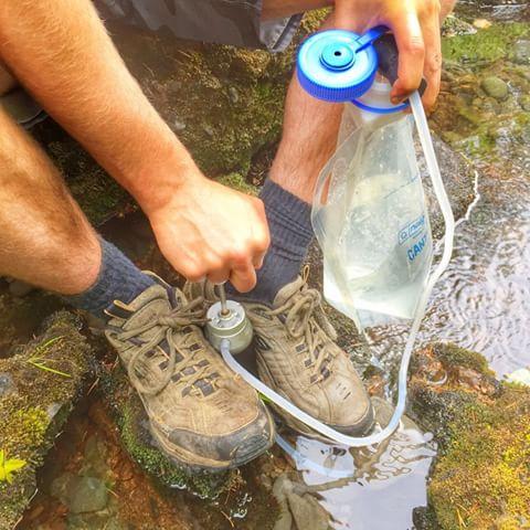 filtering-stream-water
