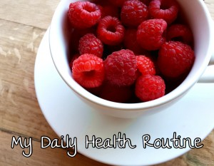 My Daily Health Routine 2